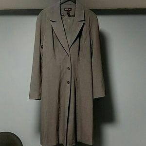 Shape FX Trench Coat
